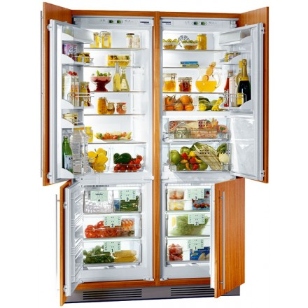 Frigo side by side liebherr