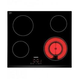 Table de cuisson vitrocéramique Siemens