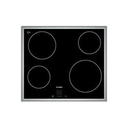 Table de cuisson vitrocéramique Bosch
