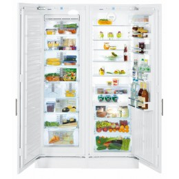 Réfrigérateur encastrable side-by-side LIEBHERR