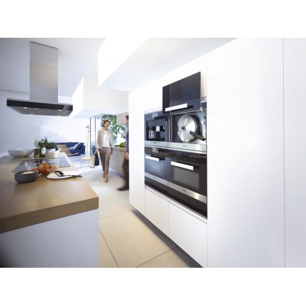 four vapeur sous pression miele dgd6605. Black Bedroom Furniture Sets. Home Design Ideas