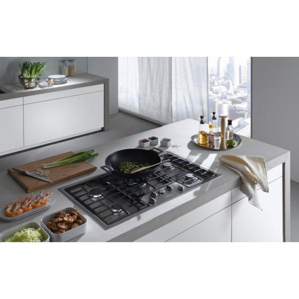 table de cuisson gaz miele km2032. Black Bedroom Furniture Sets. Home Design Ideas