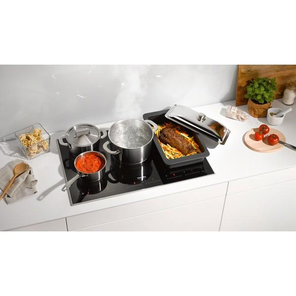 table de cuisson induction miele km6366 1. Black Bedroom Furniture Sets. Home Design Ideas