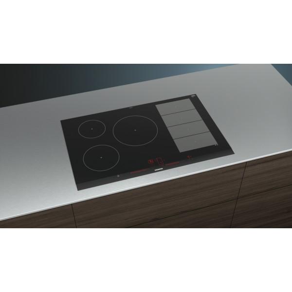 table de cuisson siemens ex875lvc1e. Black Bedroom Furniture Sets. Home Design Ideas