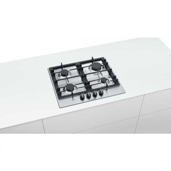 table de cuisson gaz bosch pcp6a5b90. Black Bedroom Furniture Sets. Home Design Ideas