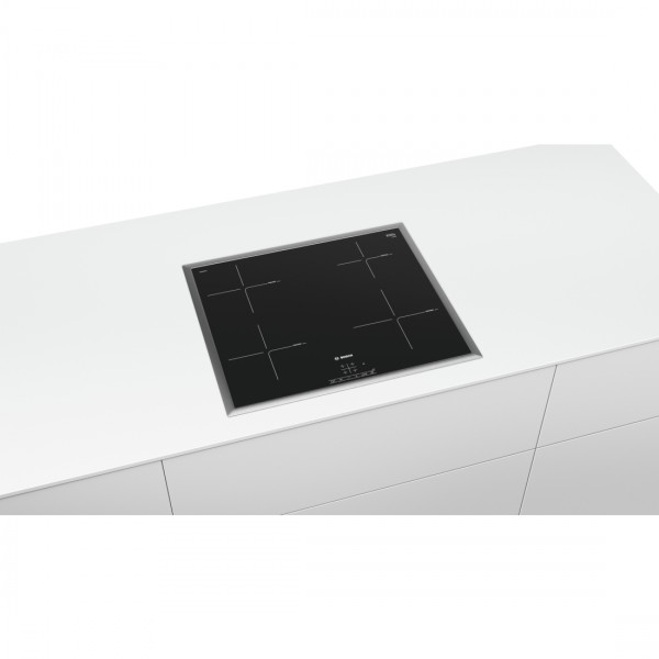 Table de cuisson induction bosch pue645bb1e - Table de cuisson vitroceramique bosch ...
