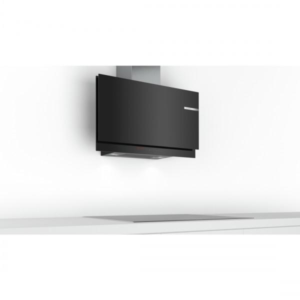 hotte design bosch dwf97kq60. Black Bedroom Furniture Sets. Home Design Ideas